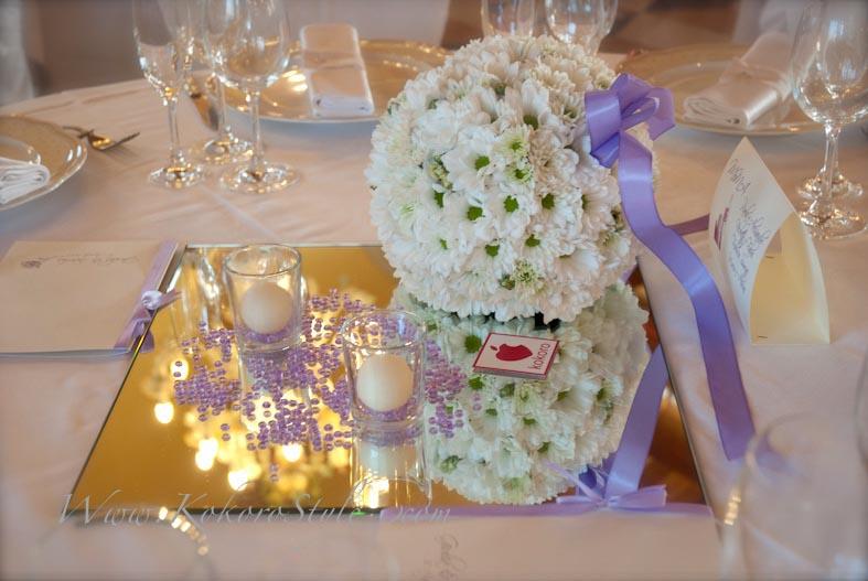 Centrotavola Matrimonio Natalizio : Allestimenti matrimonio kokoro matrimoni e battesimi